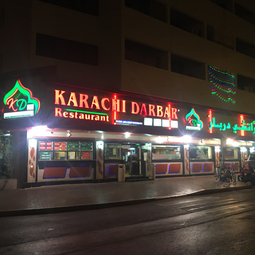 Karachi Darbar Restaurant
