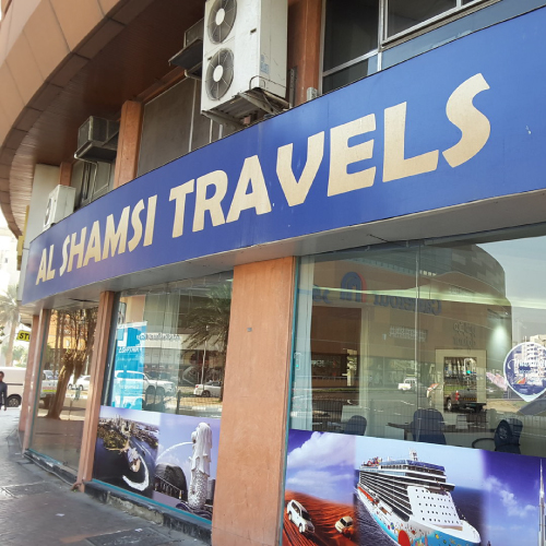 Al Shamsi Travels